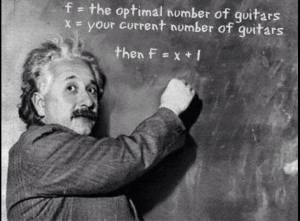Optimal Number of Guitars