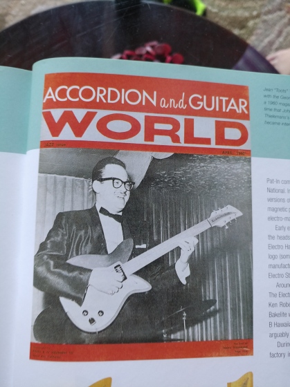 accordion and guitar world